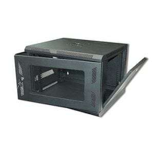 4U 450mm Deep Data Cabinet, Wall Mounted, 19-inch (W600mm x D450mm)