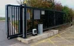Centurion Automatic Electric Slide Gate