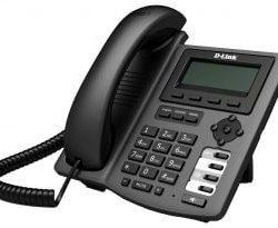 DLINK DPH-150SE SIP IP Phone