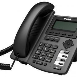 DLINK DPH-150SE SIP IP Phone
