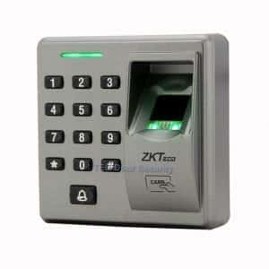 FR1300 Fingerprint Reader Exit Reader For F18, F2 And F22 Access Control System RS485