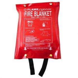 Fire Blanket 1.8m x 1.8m
