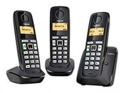 Gigaset A220A X3 Cordless Telephone