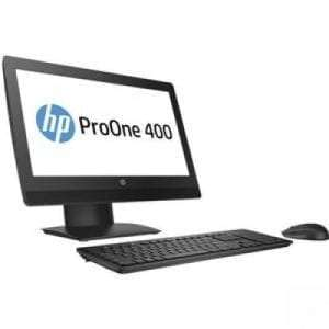 HP ProOne 400 all-in-one desktop PC with Touch screen core i5, 4GB RAM, 500GB HDD