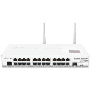 Mikrotik CRS125-24G-1S-2HnD-IN, Cloud Router Gigabit Switch