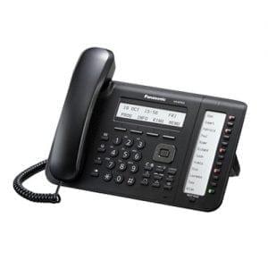 Panasonic KX-NT553 IP Phone - Black (KX-NT553X-B)