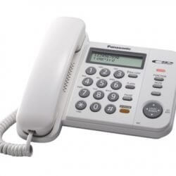 Panasonic KX-TS580MX Corded Phone Integrated Telephone Systems