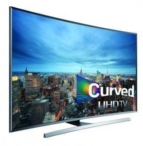 ae1cc64aebd Buy Samsung Curved Digital 55 JU7500 7 Series Curved UHD 4K Smart 3D ...