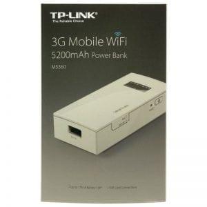 TP-Link M5360 PORTABLE ROUTER