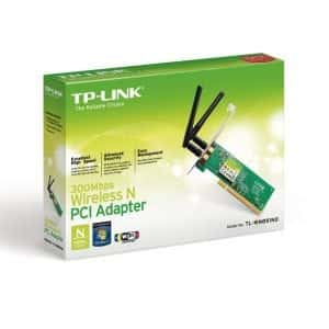 Tplink 300Mbps Wireless N PCI Adapter TL-WN851ND