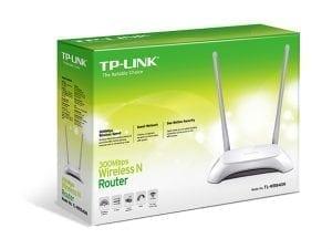 Tplink 300Mbps Wireless N Router TL-WR840N