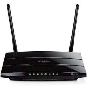 Tplink AC1200 Wireless Dual Band Gigabit Router Archer C5
