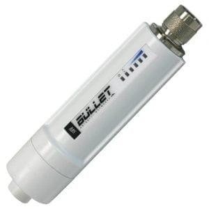 Ubiquiti Bullet M5 HP 802.11a/n 320mW Outdoor Wireless Radio AP/Bridge