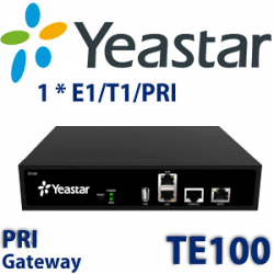 Yeastar TE100 NeoGate VoIP PRI Gateway (VoIP-E1/T1/J1)