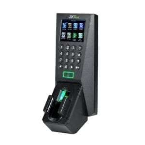 Zkteco zk FV18 (New) Multi-Biometric Finger Vein and Fingerprint Standalone Time Attendance & Access Control Terminal