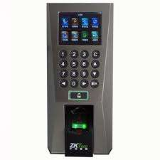 ZKteco zk F18 Biometric Fingerprint Standalone Access Control and Time Attendance