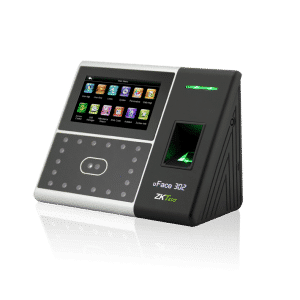Zk UFace 302-Face and Fingerprint Multi-Zk UFace 302-Face and Fingerprint Multi-Biometric DeviceBiometric Device