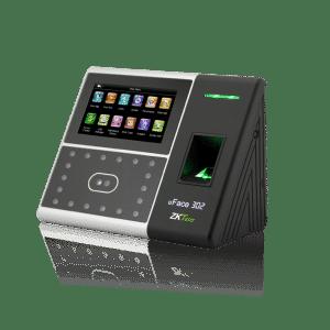 Zk UFace 302-Face and Fingerprint Multi-Biometric Device