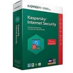 Kaspersky Internet Security 2018 3 User+ 1 Year License