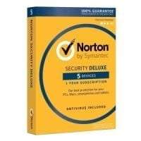Norton Security Deluxe 5 Devices