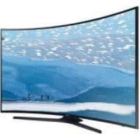 Samsung 55KU7350 UHD smart curved TV LED 55 inch