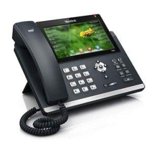 Yealink T48S Ultra-Elegant Gigabit IP Phone