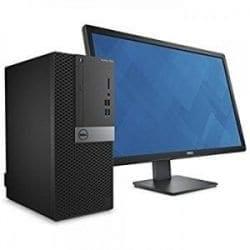 Dell Optiplex 3050 Core i5 4GB 500GB DOS Plus 18.5 inch Monitor