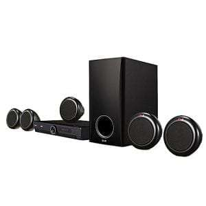 LG 5.1ch DVD Home Theater System - DH3140S