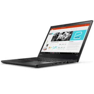 Lenovo ThinkPad T470, i7-7500U, 8GB, 1TB HDD, NVidia 940M 2GB, Win 10 Pro 64