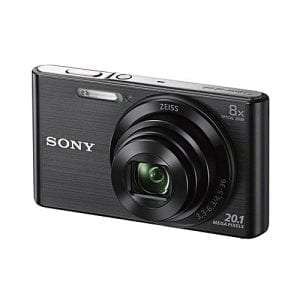Sony DSCW830 20.1 MP Digital Camera with 2.7-Inch LCD