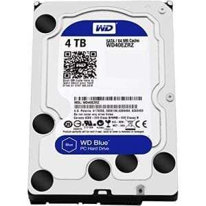 Western Digital WD 4TB Internal Desktop Hard Disk