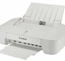 Canon PIXMA iP2840 A4 Single Function Inkjet Printer