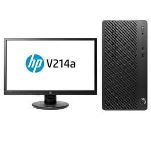 HP 290 G2 CORE i3 4GB/500GB/DOS WITH 18.5