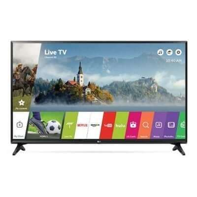 LG 43LJ550V 43 INCH FHD SMART LED TV