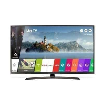 LG 49 inch 4K UHD Smart HDR LED TV - 49UJ634V