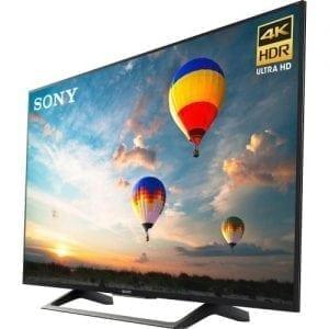 Sony XBR-49X700E 49 inch 4K HDR Ultra HD Smart LED TV