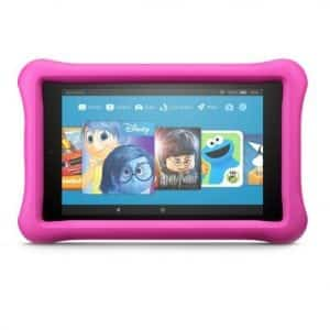 "G-Tab Q55 Kids Educational Tablet - 7"" With Longhorn study content"