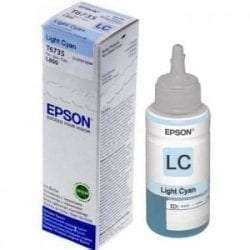 Epson C13T67354A Ink Cartridges T6735 6 colour ink bottles Singlepack 1 x 70ml Light Cyan