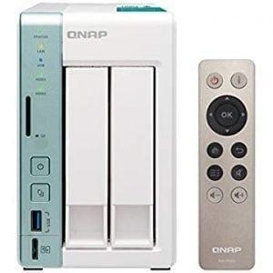 Qnap TS-251A 2-bay TS-251A personal cloud NAS/DAS with USB direct access TS-251A-2G