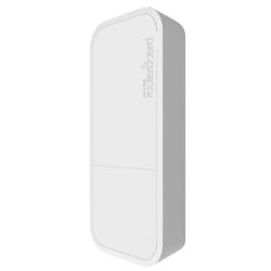 RBwAPG-5HacT2HnD Mikrotik wAP ac Small dual-band 2.4 / 5GHz white weatherproof wireless access point