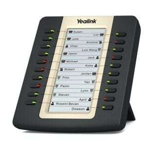 Yealink EXP20 LCD Expansion Model For SIP-T27P and SIP-T29G