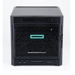 HPE Microserver Gen10 OpteronTM X3216(1.6-3.0GHz) /1 x HP 8GB 1Rx8/1TB 6G SATA