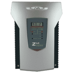 JVA Z28 Two Zone Security Energiser 8 Joule with LCD Display