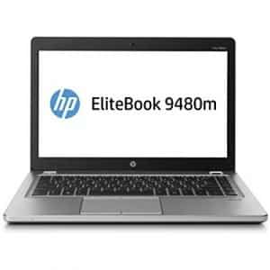 HP EliteBook Folio 9480m 14 Inch LED Ultrabook - Intel Core i7 8gb Ram/500gb hdd