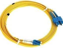 Dlink LC-SC Single Mode Duplex Fiber Patch Cord 1M