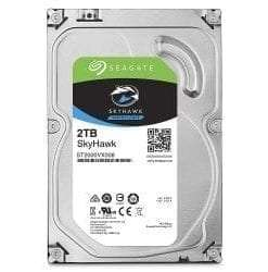"Seagate 2TB Surveillance Hard Drive 64MB Cache SATA 6.0Gb/s 3.5"" Internal Hard Drive"