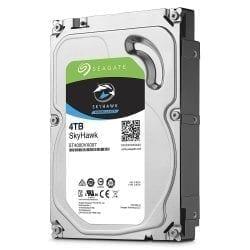Seagate SkyHawk 4TB Surveillance Hard Drive - SATA 6Gb/s 64MB Cache 3.5-Inch Internal Drive