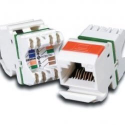 Siemon Category 6 MAX 6 UTP Outlets Module