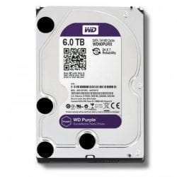 WD Purple 6tb Hard Drive Surveillance SATA 6 GBS 64mb Western Digital