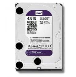 Western Digital WD Purple 4TB Surveillance Hard Disk Drive - 5400 RPM